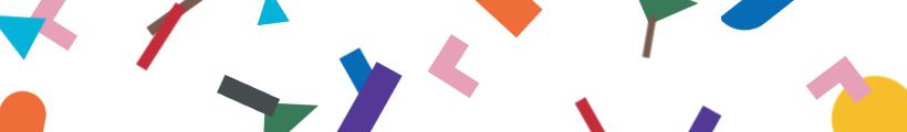 banner med pynt fra kampanjen