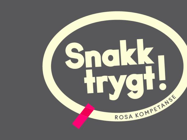 Rosa kompetanse logo