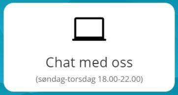 Chat med oss ikon